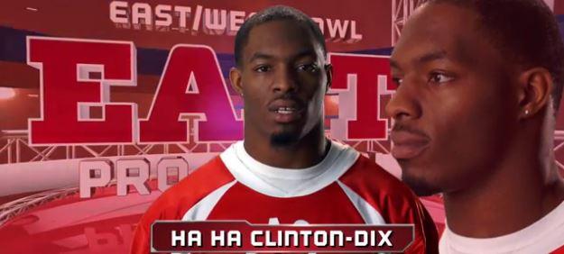 HaHa Clinton Dix