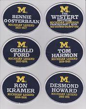 Michigan uni patches