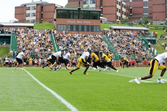 training camp steelers