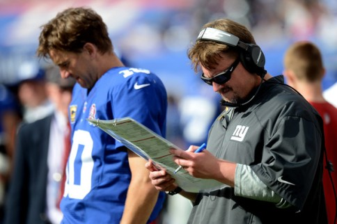 Ben McAdoo New York Giants
