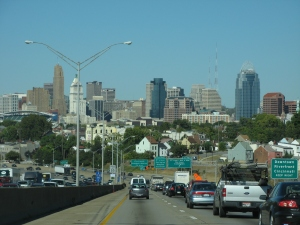 Downtown Cincy